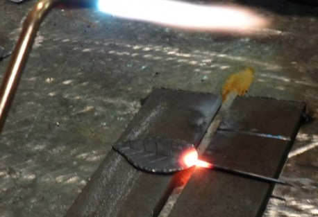 oxy-a welding leaf