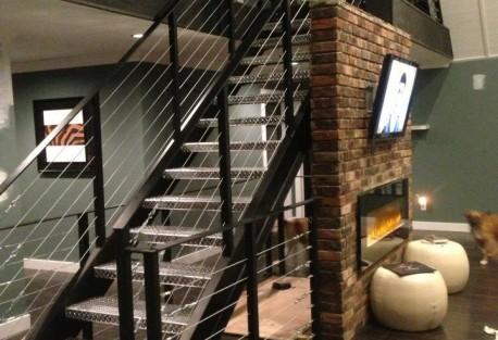 Checkerplate Stairs Hell N Back