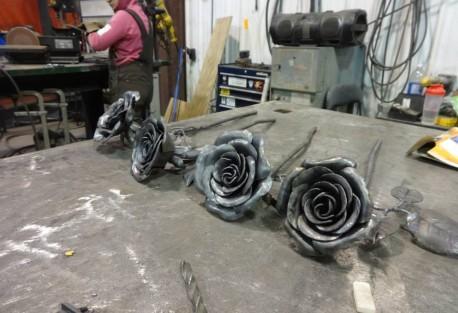 more roses coming